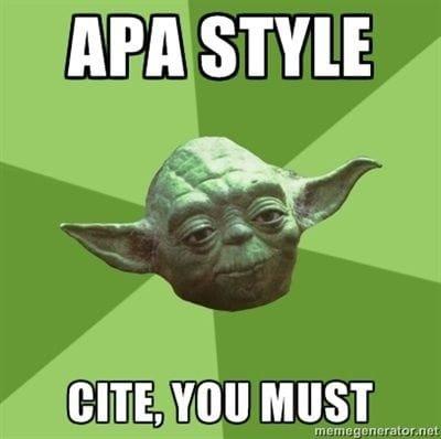 apa style format history