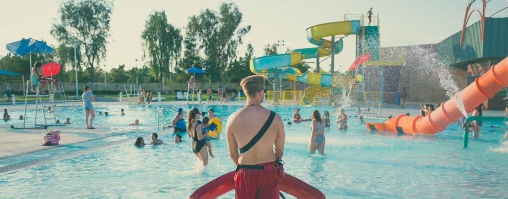 lifeguard summer job